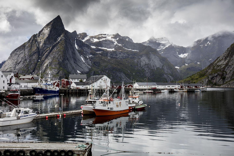CAM-hoidot Euroopassa, terveisiä Norjasta
